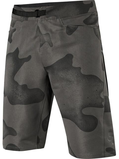 Fox Ranger Camo Cargo Shorts Men black